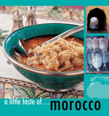 A Little Taste of Morocco 9781741967579