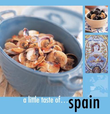 A Little Taste of Spain 9781741969627