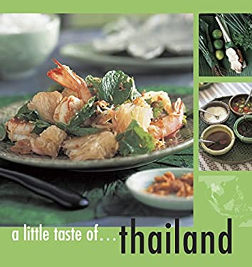 A Little Taste of Thailand 9781741967586