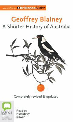 A Shorter History of Australia 9781743140017