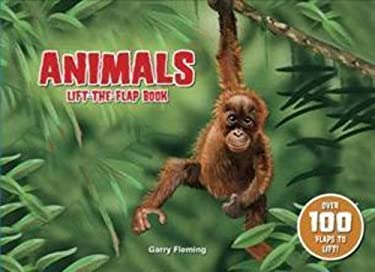 Animals Lift the Flap Book 9781742485775