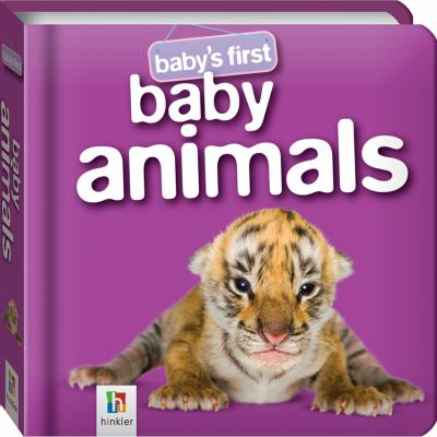 BABY ANIMALS 9781741855302