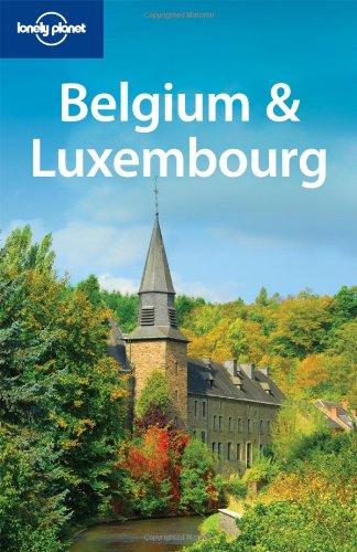 Belgium & Luxembourg 9781741049893