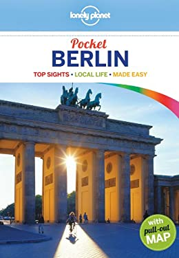 Lonely Planet Pocket Berlin [With Pull-Out Map] 9781741798555