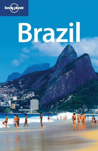 Lonely Planet Brazil 9781741791631