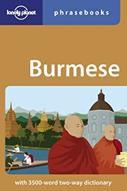 Burmese Phrasebook 9781741040272