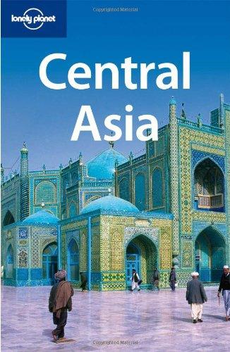 Lonel Central Asia 9781741791488