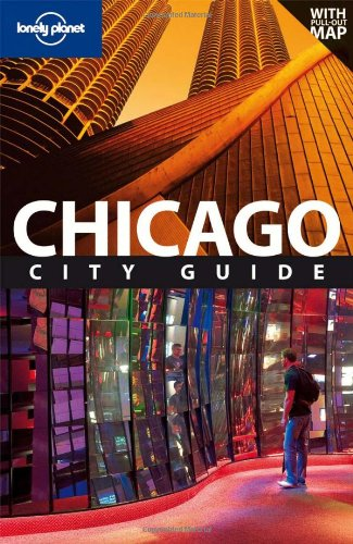 Lonely Planet Chicago [With Map] 9781741794120