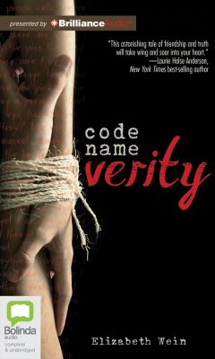 Code Name Verity 9781743105672