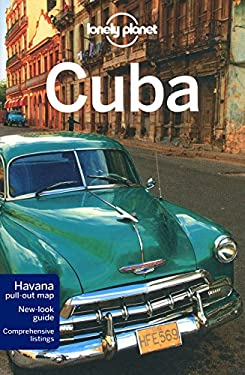 Lonely Planet Cuba [With Map] 9781741798029