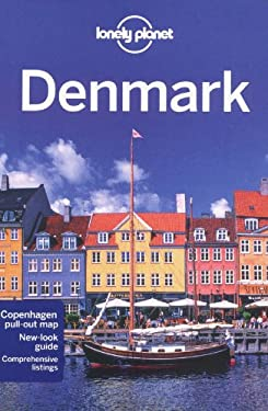 Lonely Planet Denmark [With Copenhagen Pull-Out Map] 9781741792812