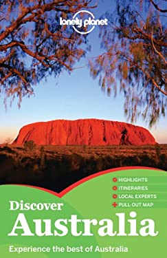 Lonely Planet Discover Australia [With Pull-Out Map] 9781742201115