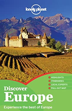 Lonely Planet Discover Europe 9781742201313