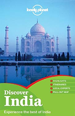 Lonely Planet Discover India [With Map] 9781742202914