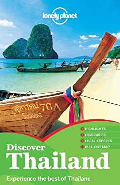 Lonely Planet Discover Thailand [With Map] 9781742201146