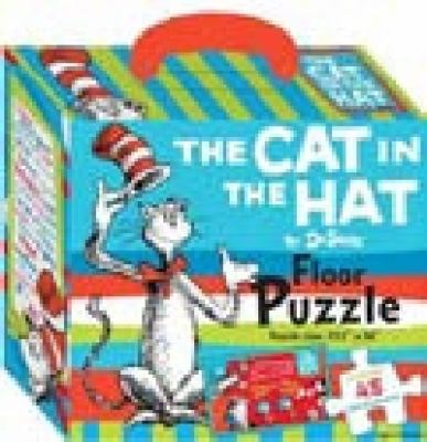 Dr. Seuss - The Cat in the Hat Floor Puzzle 9781742113425