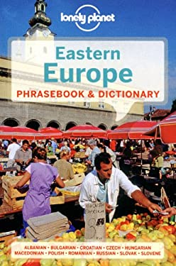 Lonel Eastern Europe Phrasebook 9781741790054