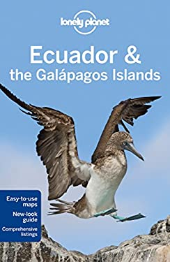 Lonel Ecuador & the Galapagos Islands 9781741798098