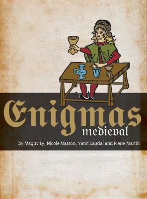 Enigmas - Medieval 9781741968200