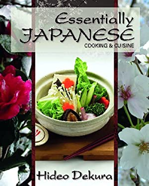Essentially Japanese: Cooking & Cuisine 9781741105797