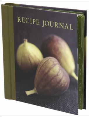Fig Recipe Journal 9781741106725