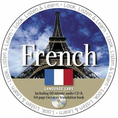 French Language Lab [With French Language Lab Book] 9781741219609
