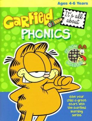 Garfield It's All about Phonics [With CDROM] 9781741782462