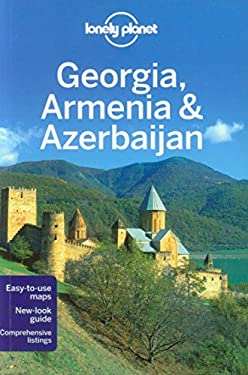 Lonely Georgia Armenia & Azerbaijan 9781741794038