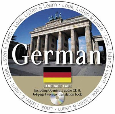 German Language Lab [With German Language Lab Book] 9781741219623