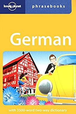 Lonely Planet German Phrasebook 9781741793338