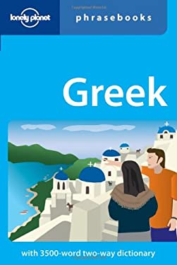 Lonely Planet Greek Phrasebook 9781740591409