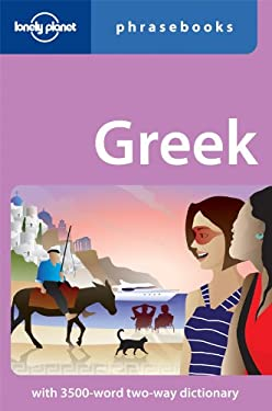 Lonely Planet Greek Phrasebook 9781741047080