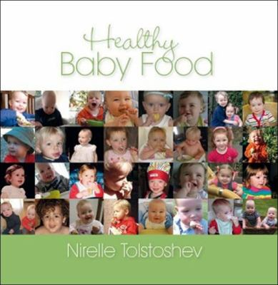 Healthy Baby Food 9781742570334