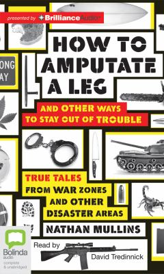 How to Amputate a Leg 9781743141878