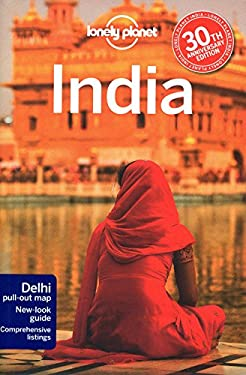 Lonely Planet India [With Map] 9781741797800