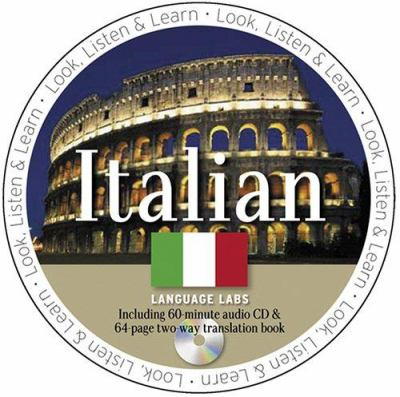 Italian Language Lab [With Italian Language Lab Book] 9781741219616