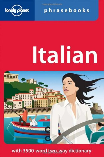 Lonely Planet Italian Phrasebook 9781741793345