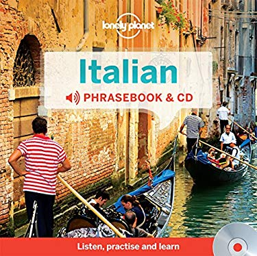 Italian Phrasebook and Audio CD 9781742209661