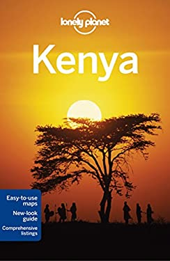 Lonely Planet Kenya 9781741796735