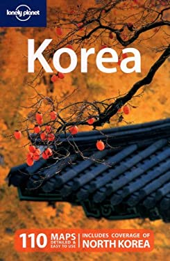 Lonely Planet Korea 9781741048315