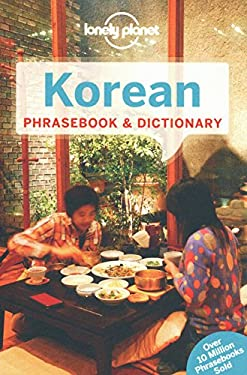 Lonely Planet Korean Phrasebook & Dictionary 9781741793352