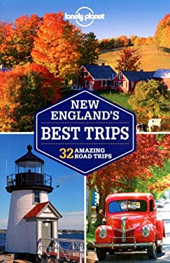 Lonel New England's Best Trips 9781741798111