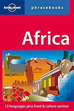 Lonely Planet Africa Phrasebook 9781740596923