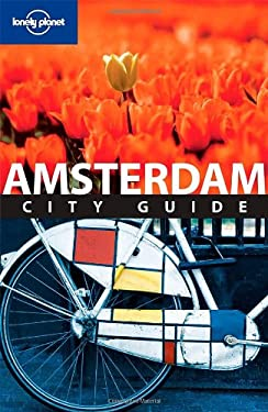 Lonely Planet Amsterdam City Guide [With Pull-Out Map] 9781741047639