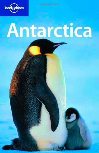 Lonely Planet Antarctica 9781741045499