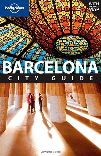Lonely Planet Barcelona City Guide [With Pullout Map] 9781741048964