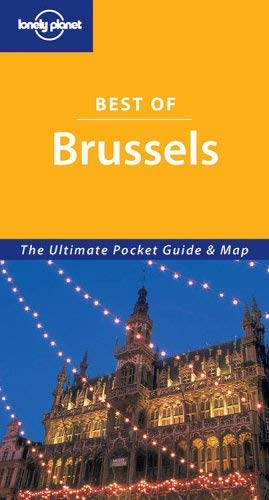 Lonely Planet Best of Brussels 9781740593885