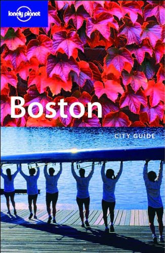 Lonely Planet Boston City Guide [With Pull-Out Map] 9781741791785