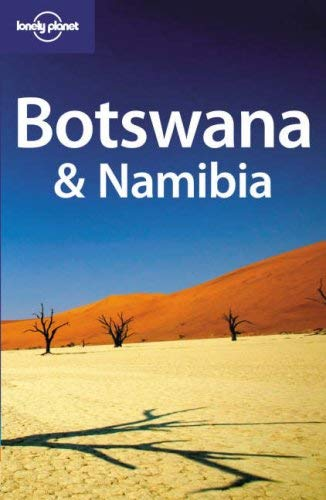 Lonely Planet Botswana & Namibia 9781741047608