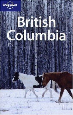 Lonely Planet British Columbia 9781741045840